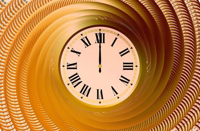 A Lei do Tempo